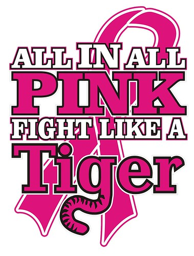 All In All Pink, Fight like a Tiger