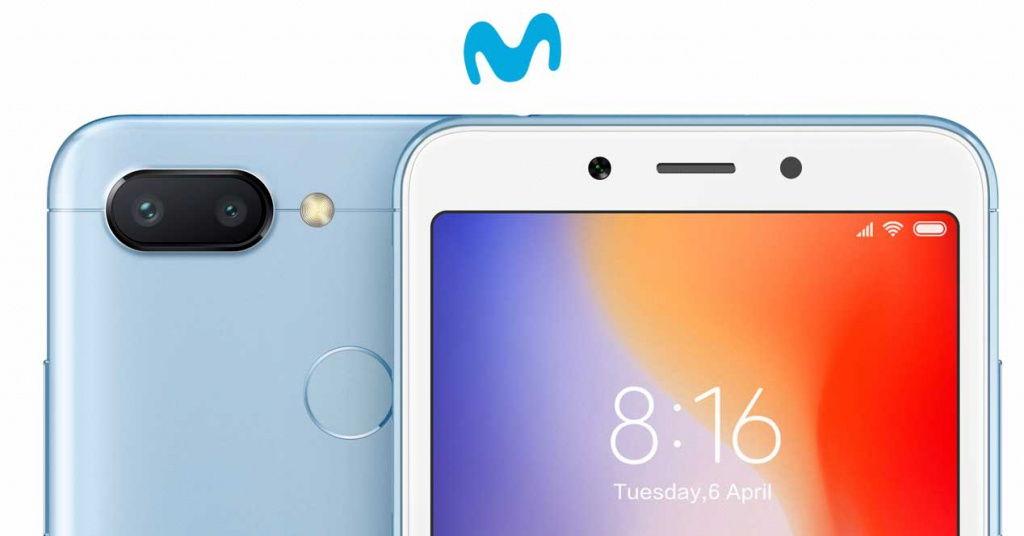 Movistar venderá móviles Xiaomi con modelos en exclusiva
