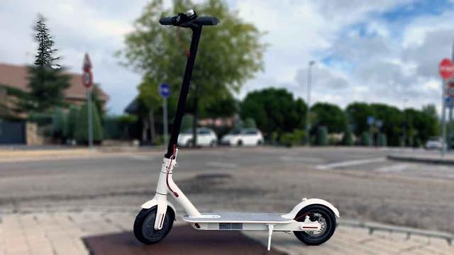 Análisis del Xiaomi M365: un patinete eléctrico con 30 km de autonomía