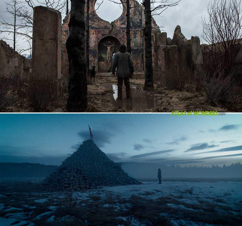 The Revenant church