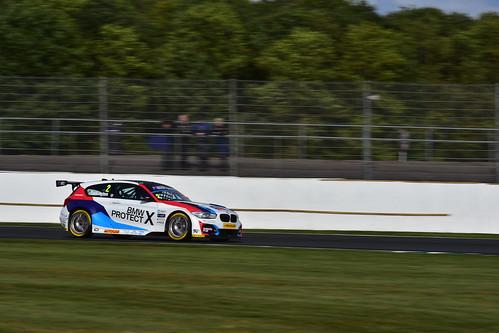 Colin Turkington, BMW 125i M Sport, British Touring Car Championship, Silverstone 2018