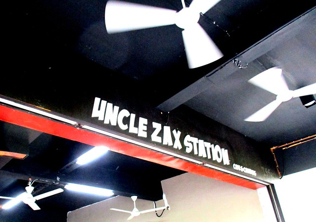 Uncle Zax Station