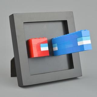 Mbriks: Magnetic bricks on Kickstarter