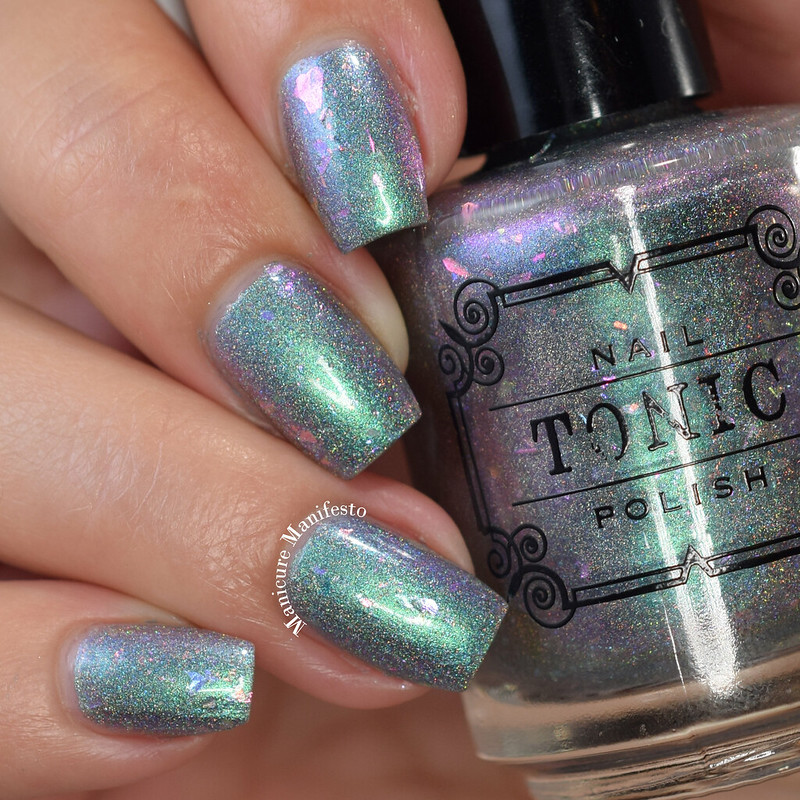 Tonic Polish Frozen Kingdom swatch