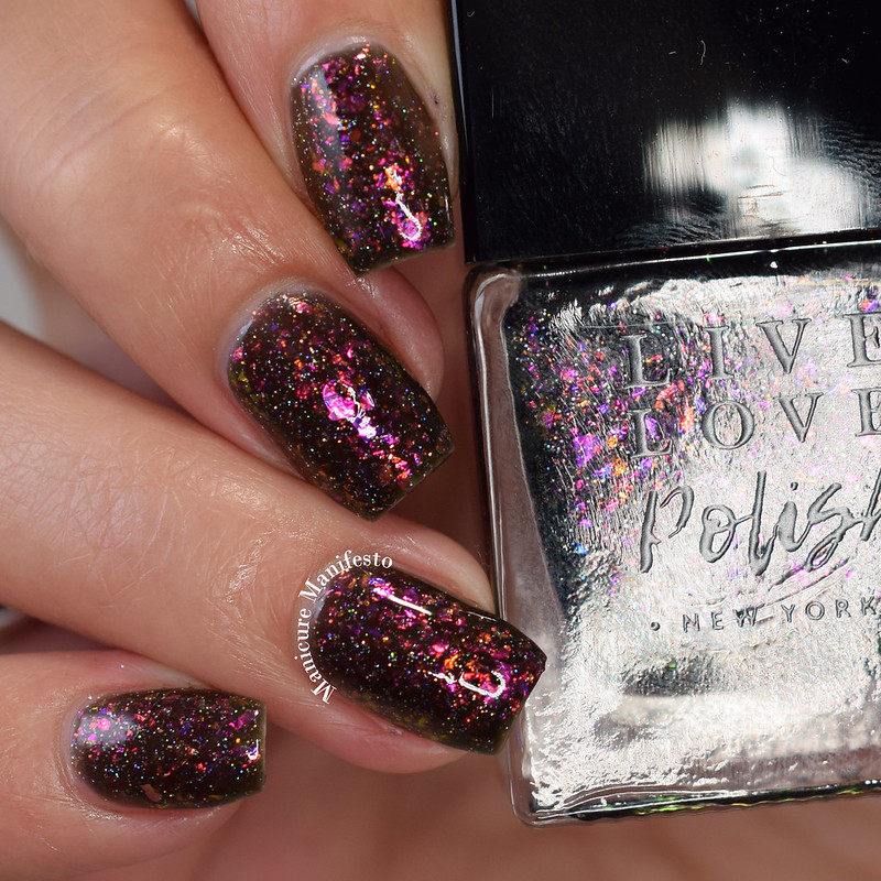 Live Love Polish Refracted swatch