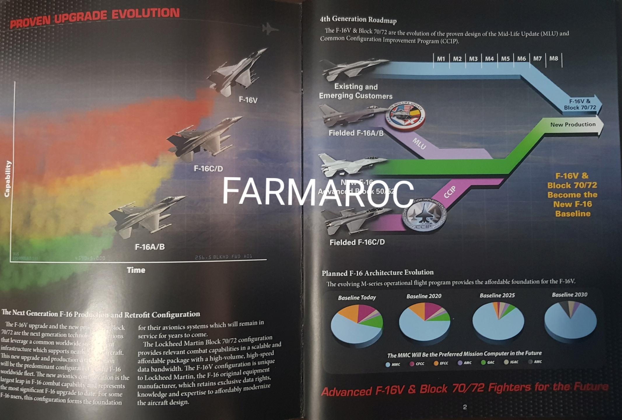 The Moroccan F-16V Viper / Block 72 program - Page 4 31758359018_6933a79baf_o