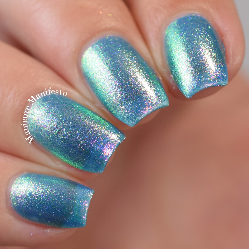 EDM Sea Of Lies swatch