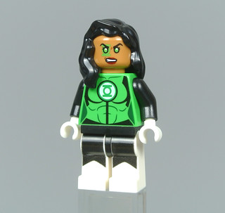 Review: 30617 Green Lantern Jessica Cruz