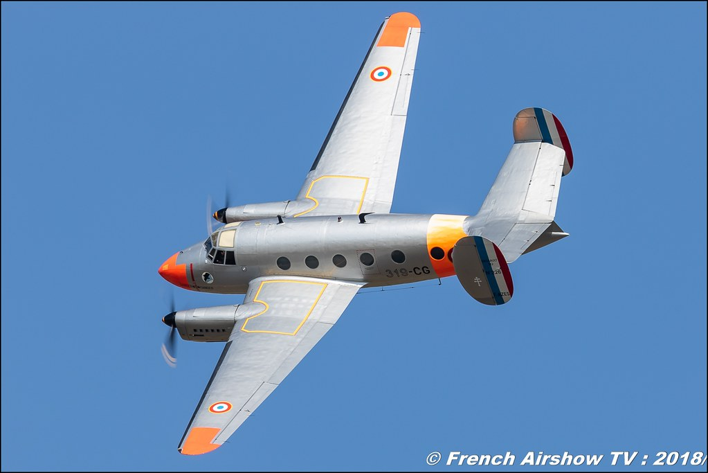 MD-312 Flamant F-AZES montbeliard-dassault Meeting de l Air BA-133 Nancy Ochey 2018 FOSA Armee de l Air Canon Sigma France contemporary lens Meeting Aerien 2018