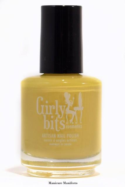 Girly Bits Saffron Saffroff