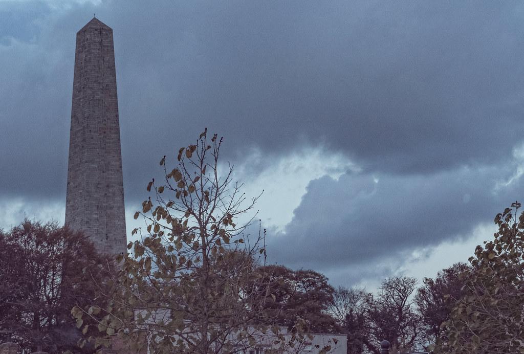THE WELLINGTON MONUMENT 001