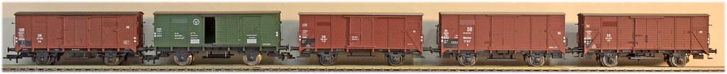 G10 Modelle H0