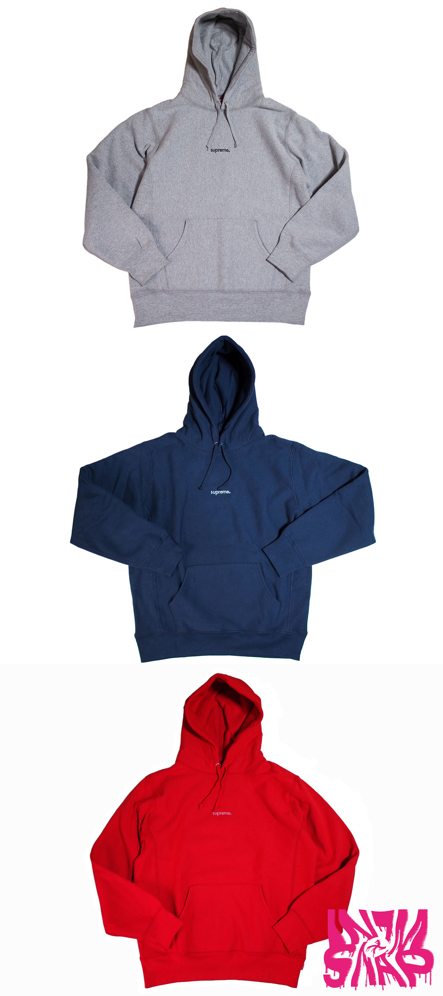 Supreme | Trademark Hooded Sweatshirt