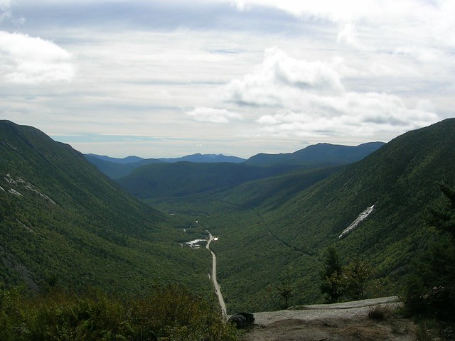 Mt Willard Crawford Notch Valley