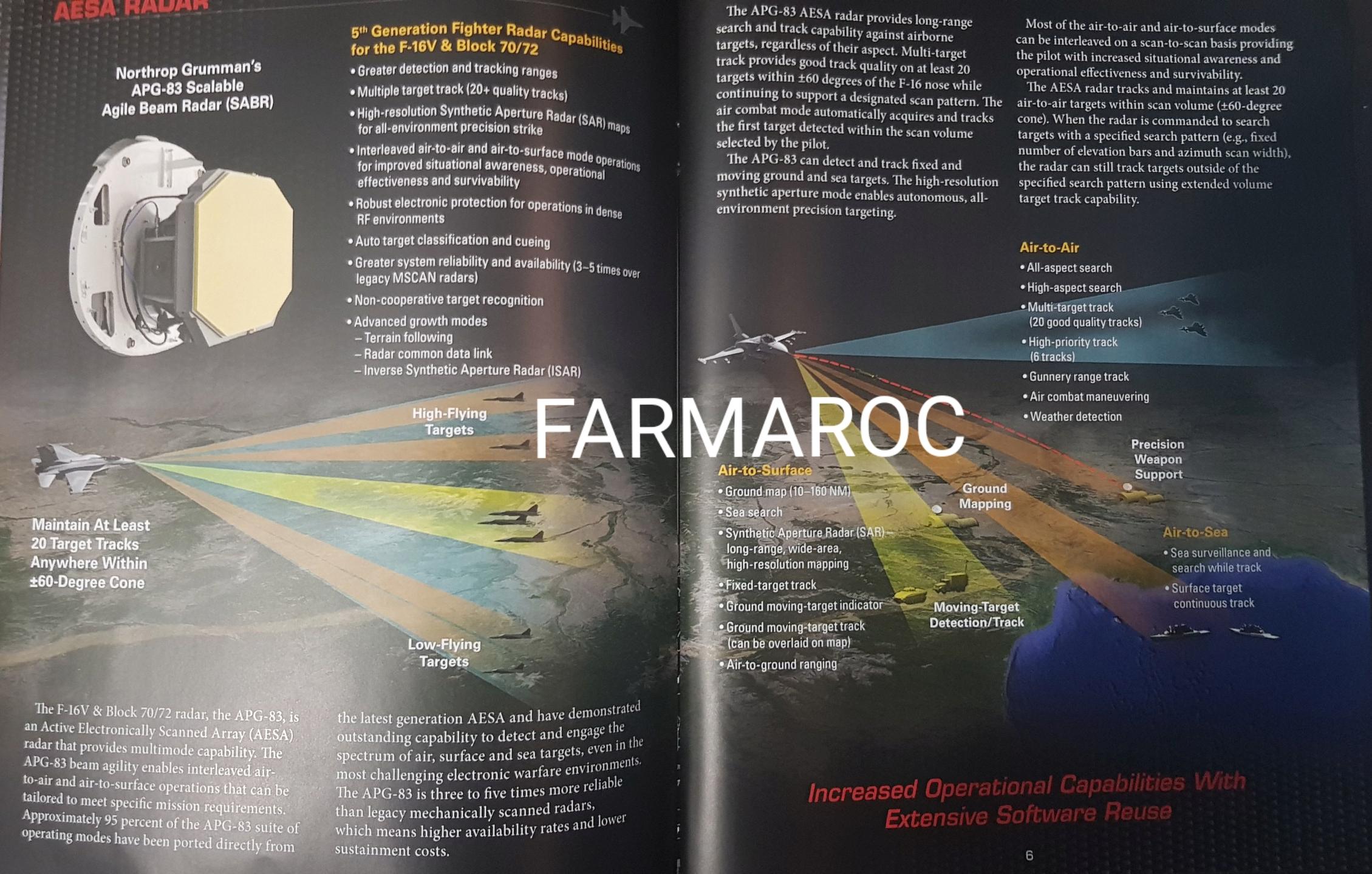 The Moroccan F-16V Viper / Block 72 program - Page 4 45580111932_74573e2e86_o