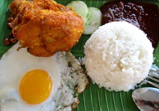 Sri Pelita Permai nasi lemak special 1