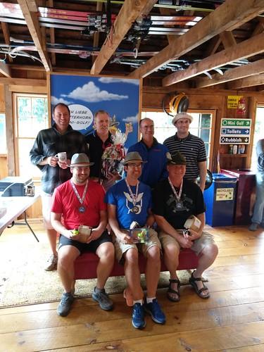 Amateur Division Winners