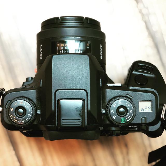 Sony 50mm f1.4 柯達味道