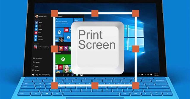 Cómo cambiar la combinación de teclas o atajo de teclado para hacer capturas de pantalla en Windows 10