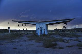 Service Station No. 1 by Dallas Parkins