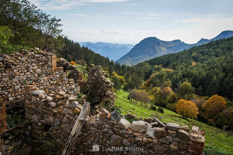 Cabanelles y el Sobrepuny