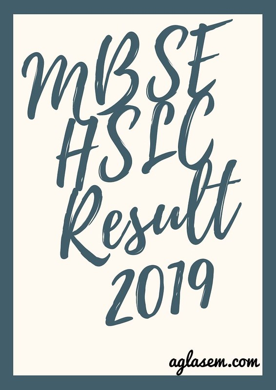 MBSE HSLC result 2019