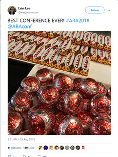 twitter was very excited about Tunnock's caramel bars!