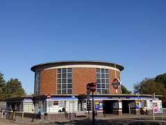 Picture of Arnos Grove Station