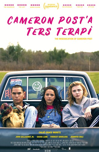 The Miseducation of Cameron Post - Cameron Post'a Ters Terapi