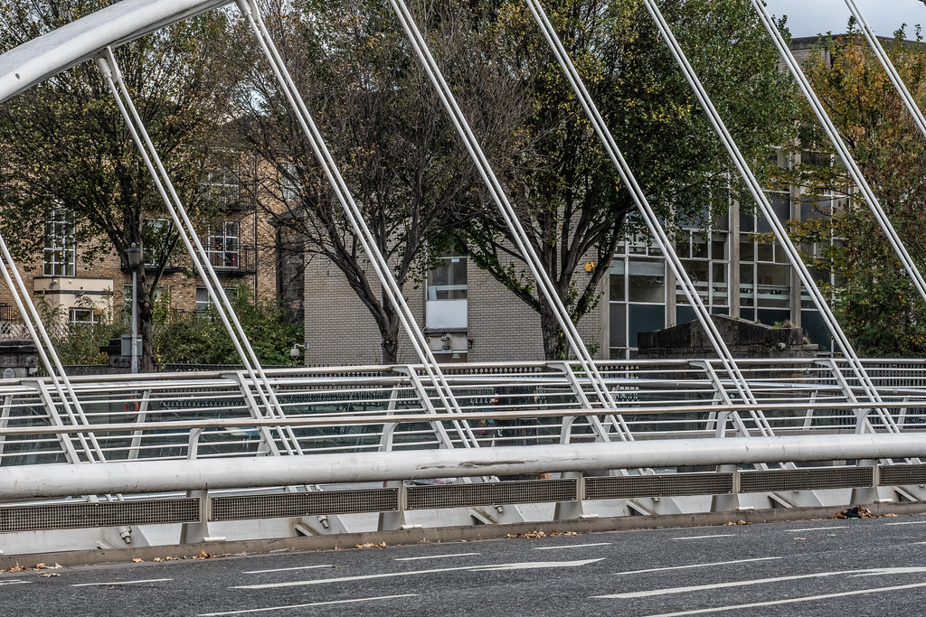 JAMES JOYCE BRIDGE - PHOTOGRAPHED OCTOBER 2018 002
