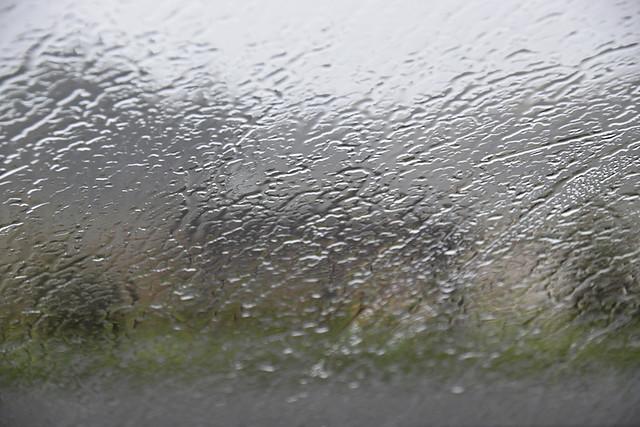 Dreich weather, Scotland