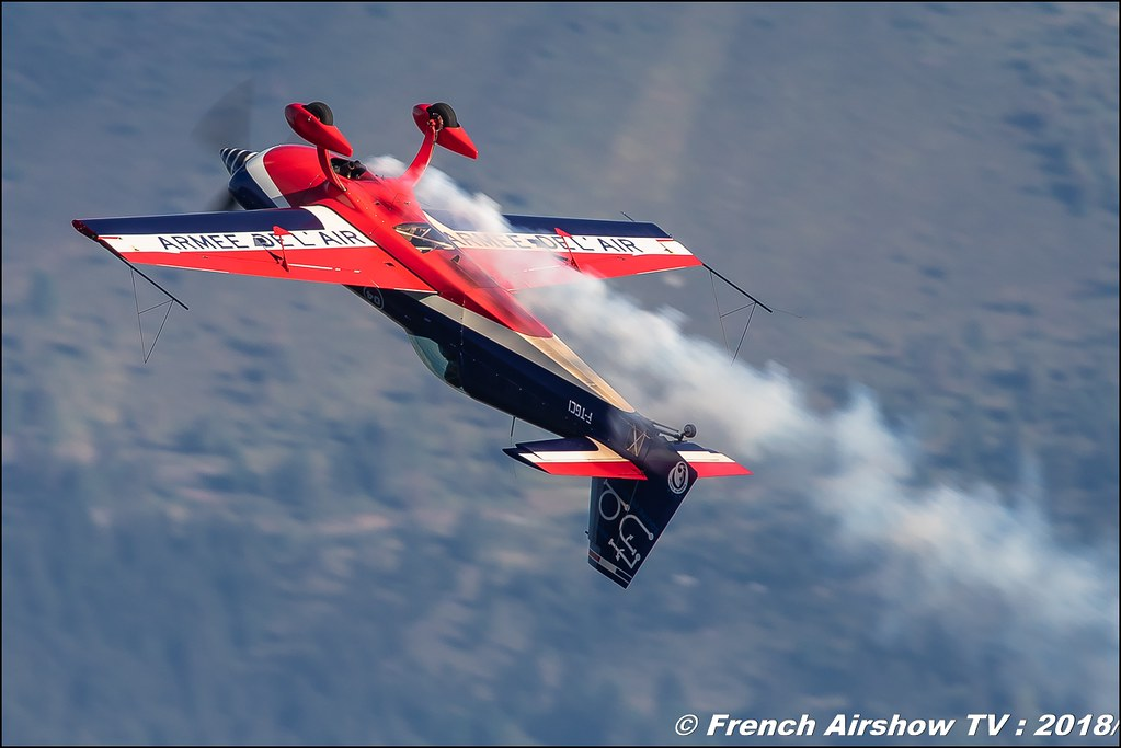 Equipe de Voltige de l'Armée de l'Air , Coupe Icare 2018 , Canon EOS , Sigma France , contemporary lens , Meeting Aerien 2018