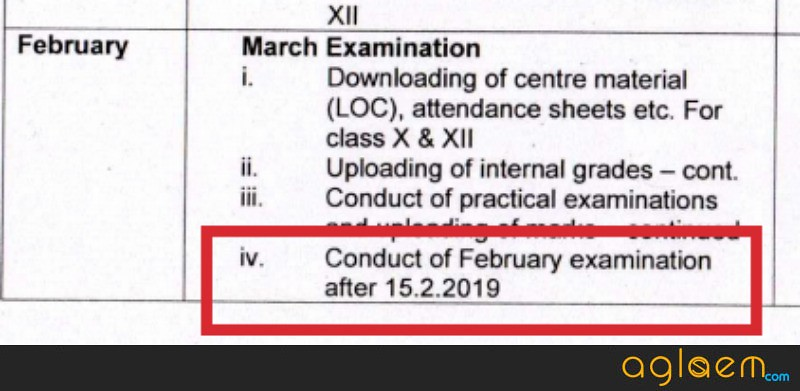 CBSE Class 12 English (Core) Exam Pattern Changed