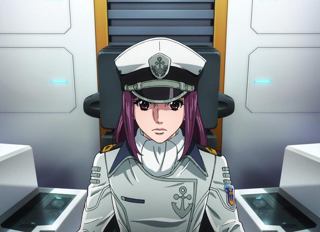 181006 - 藤堂早紀〔Captain Saki Todo〕