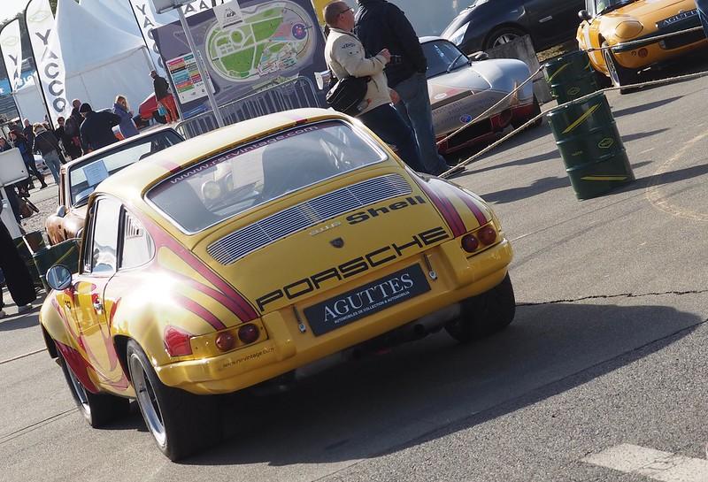 Porsche 911 S 2.0 litres SWB racer 1966  44959741062_3f6e8812e8_c