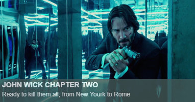 John Wick 2 Locations
