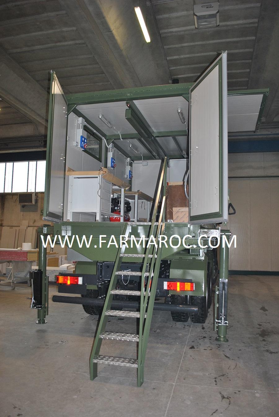 La Logistique des FAR / Moroccan Army Logistics - Page 11 30809636977_e1307c3558_o