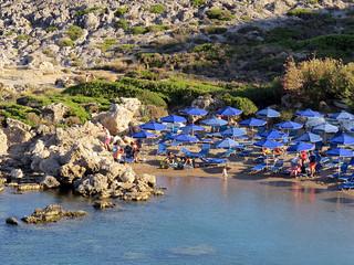 Часть 6. Пляжи Родоса
