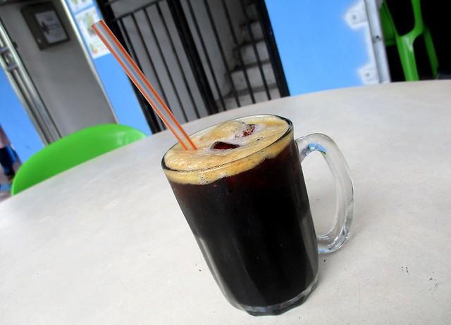 Uncle Lau Corner kopi-o-peng