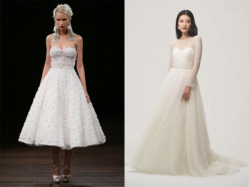 váy cưới đẹp cô dâu