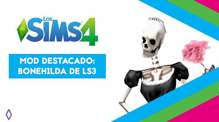 Mod destacado: Bonehilda (de los Sims 3)