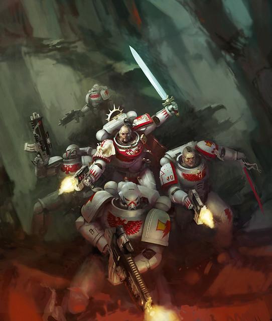 «Истребительная команда: Командиры» | Kill Team: Commanders