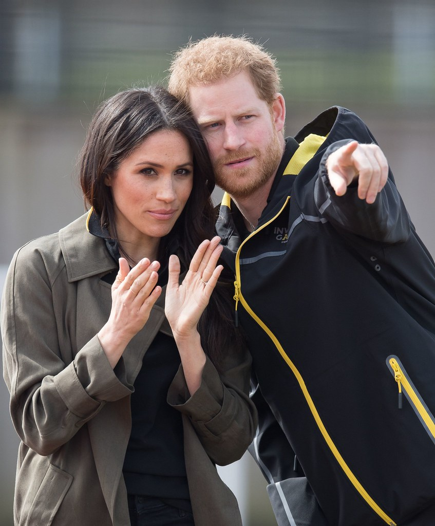 Meghan Markle And Prince Harry Expecting A Baby This Sprin