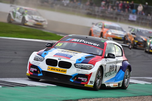 Ricky Collard, BMW 125i M Sport, British Touring Car Championship, Silverstone 2018
