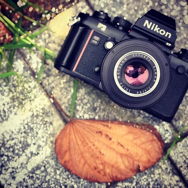 Leica Elmar 90mm f4 三枚玉
