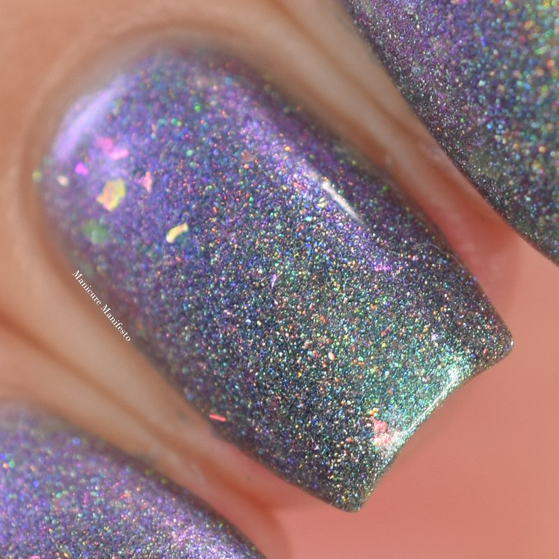 Tonic Polish Frozen Kingdom review