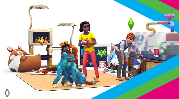 Los Sims 4 Mi Primera Mascota – Review