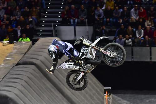 Maikel Melero, X-Gravity FMX, Navarra Arena 2018