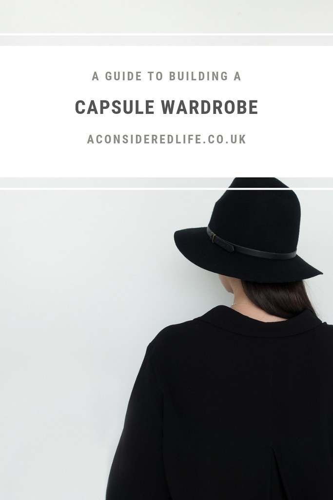 A Guide To Starting A Minimal All-Seasons Capsule Wardrobe