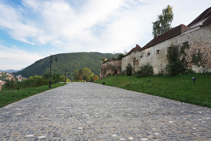 Brasov fortress